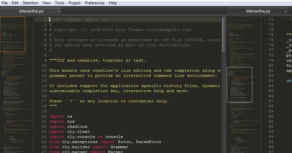 best code editor
