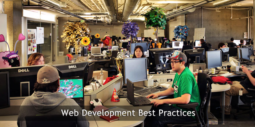 best practices for web development
